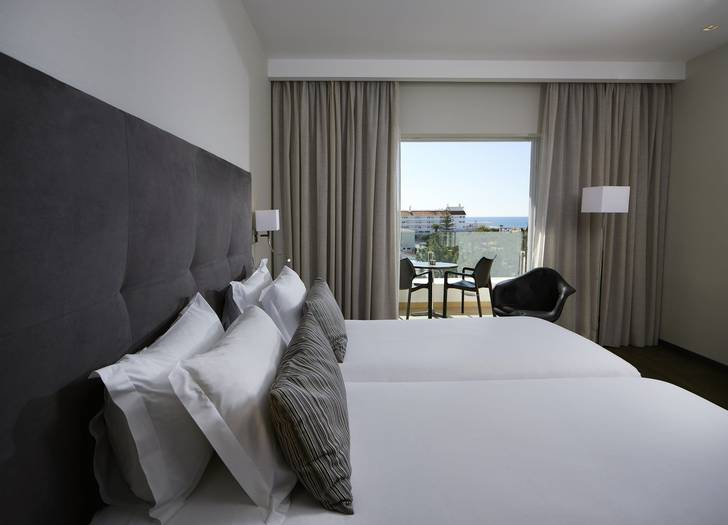 Senior suite  alcazar hotel & spa monte gordo