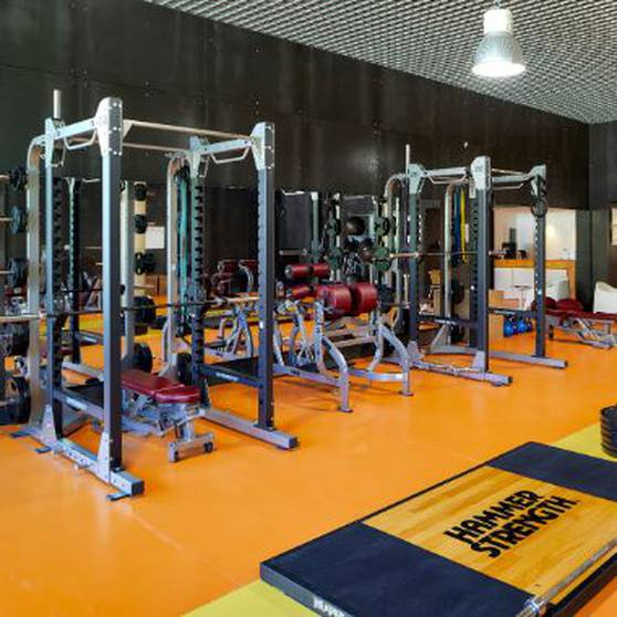 Gym  alcazar hotel & spa monte gordo